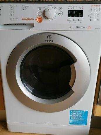 Máquina lavar secar Indesit