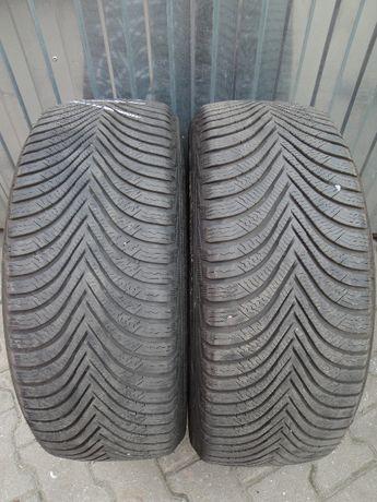 Opony Zimowe 225/50R17 98H Michelin Alpin A5 x2szt. nr. 1889z