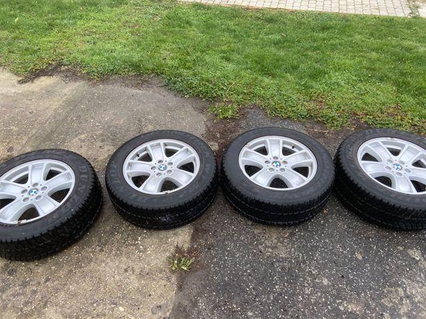 """Koła zimowe BMW aluminiowe 18"""" x5 x6"""
