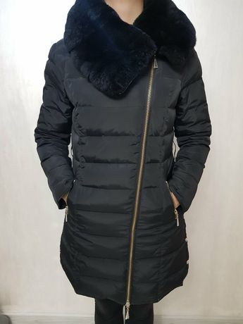 зимняя куртка, куртка, пуховик, натуральный пуховик