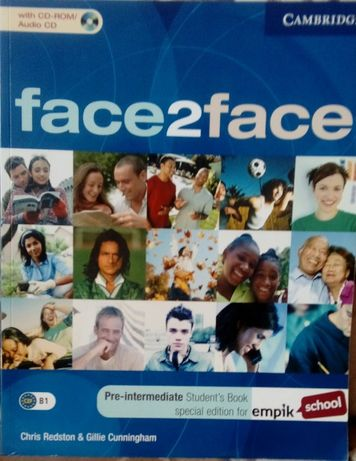 Face2Face pre-intermediate B1