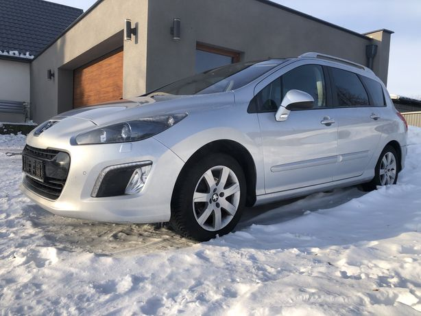 Peugeot 308 SW 1.6 HDI Dach panorama Led
