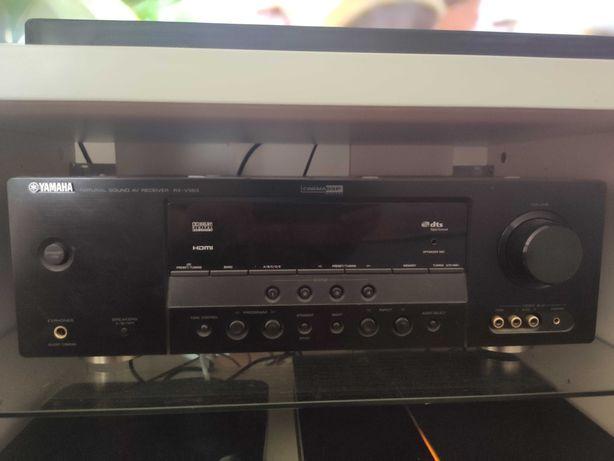 Amplificador yamaha rx v363