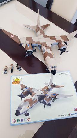 Lego Cobi Mała Armia bombowiec C7