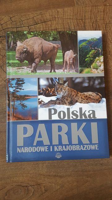 Polska - parki narodowe i krajobrazowe