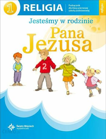 Sprzedam książkę do religii klasa 1