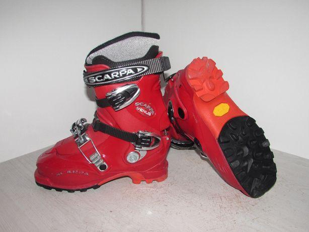 Buty skiturowe SCARPA Eu.38 , 24 cm