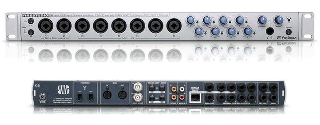 Presonus Firestudio 10 каналов