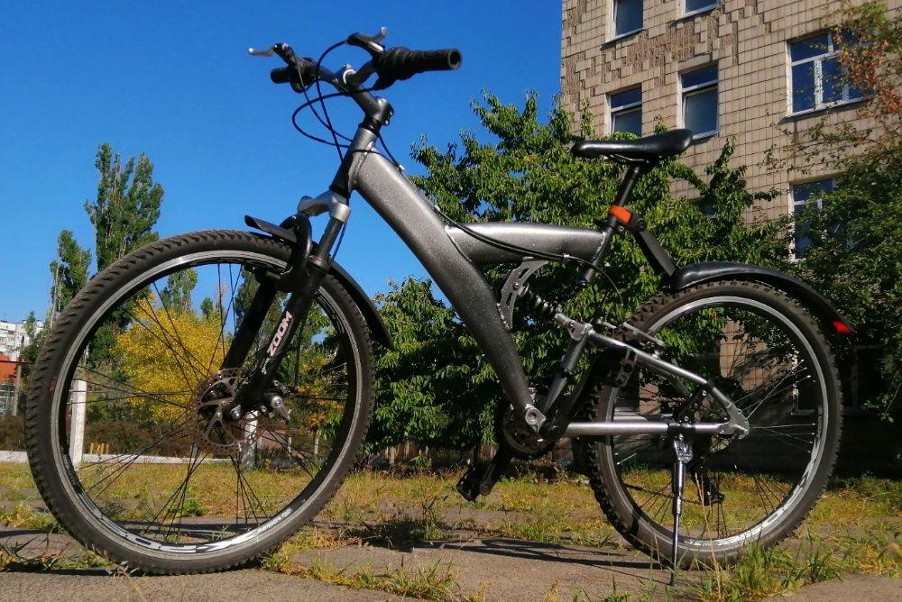 Велосипед из Германии Титан Делалось для себя. 100% качество.