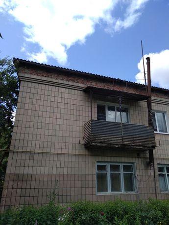 Продается квартира двухкомнатная.с. Вербовка Черкасская об.