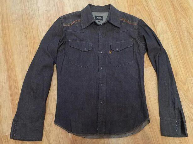 Джинсовая рубашка g-star