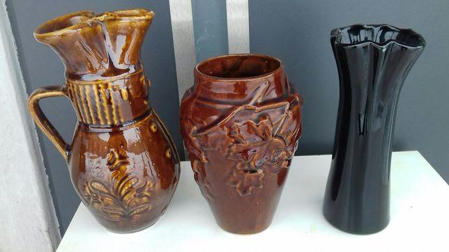 Wazon/Dzban/Ceramika/Kamionka/Prl