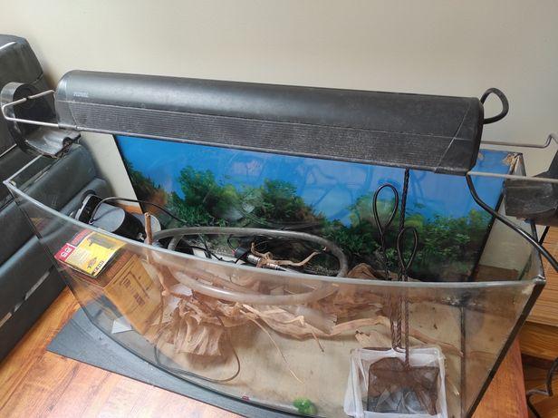Zestaw akwarium 96 L