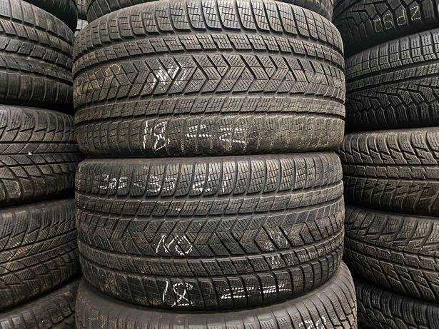 305/35/21 R21 Pirelli Scorpion Winter NO - зима