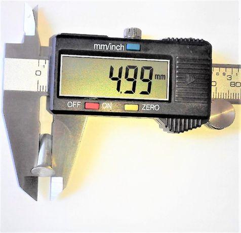 В Полтаве алюминиевые заклепки, под молоток, алюмінієві 5х12 мм