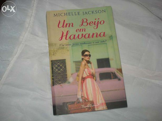 Livro - Um beijo em Havana