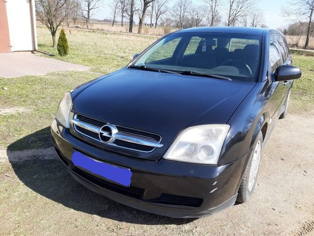 Opel Vectra 2.0 DTI Czarna