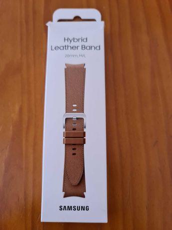 Bracelete Hybrid Camel - Samsung Watch 4