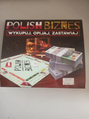 Polish biznes, na podobne eurobiznes, monopol gra alkoholowa