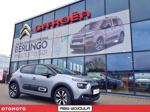 Citroën C3 Citroen C3 1.2PureTech 83KM SHINE
