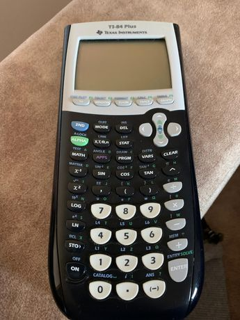 Calculadora TI-84 plus