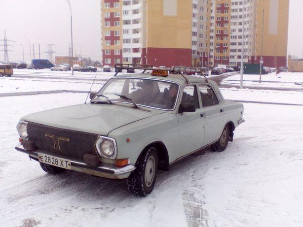 "ГАЗ-24-10 ""Волга"" Сіренька Аренда/Прокат Ретро авто"