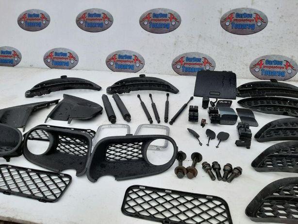 Пластик накладки кнопки рамка решетка VW Touareg Audi Q7 Cayenne