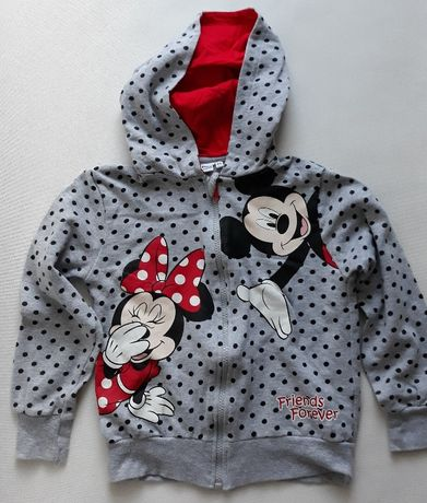 Disney Minnie Mouse bluza rozm. 128
