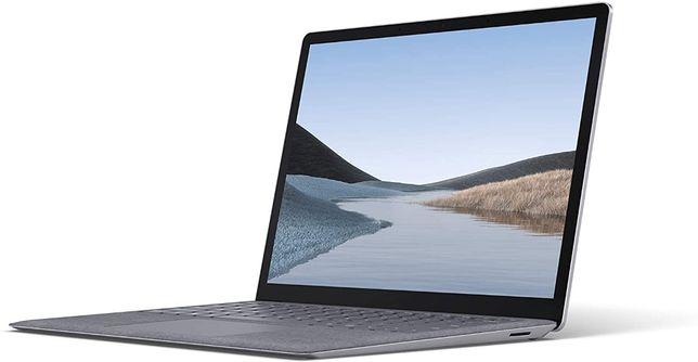 "NOWY!!! Microsoft Surface Laptop 3 i7-1065G7/16GB/256GB 13,5"" Win10 GW"