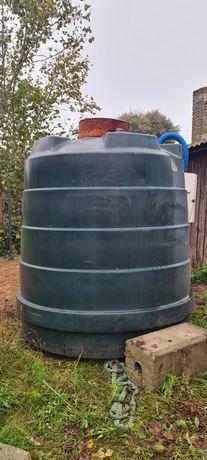 Zbiornik jednoplaszczowy na paliwo