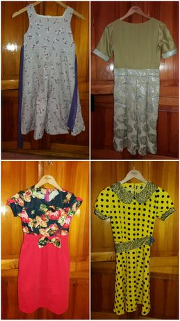 Женские платья и юбка