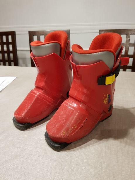Buty narciarskie dziecięce rozm.30 wkładka 19 cm