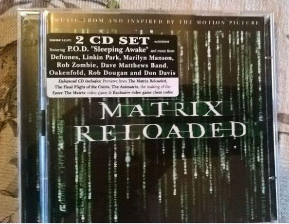 Matrix Reaktywacja - muzyka z filmu (2 CD)