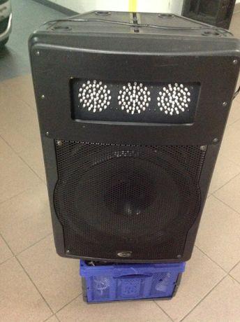 kolumna głośnikowa SIRIUS z iluminofonią, 200 W 8 ohm 1 szt/zamiana.