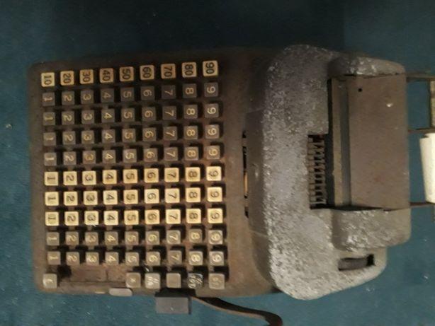 Calculadora Manual (bastante antiga e rara)