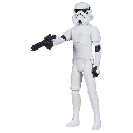 2*NOWA Duża Figurka 30cm+ broń STAR WARS Rebels HASBRO Stormtrooper