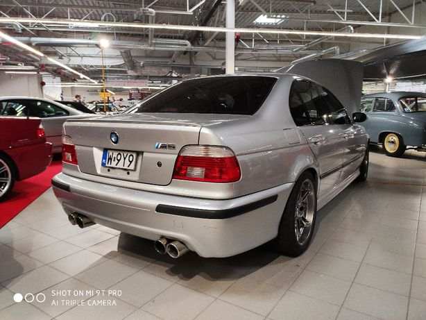 BMW M5 E39 2001 Clean Title Czysty Carfax