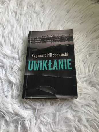 """""""Uwikłanie"""" Zygmunt Miłoszewski"""