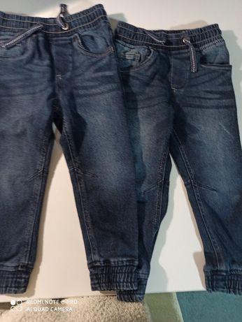 Spodnie jeansowe 104cm