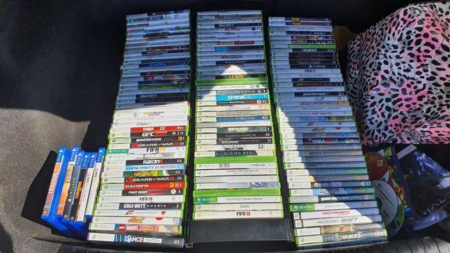 Najlepsze gry Xbox360  Kinect Wyprzedaż kolekcji (różne ceny) PS4