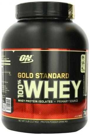 Протеин ON Gold Standard вкус двойной шоколад