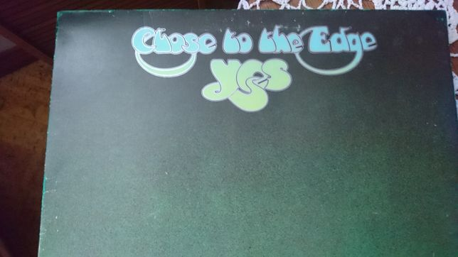 Yes-Close to the Edge- Lp.