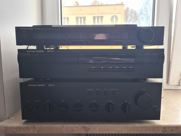 Harman kardon zestaw stereo