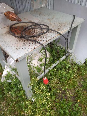 Stół do rebaka do drewna