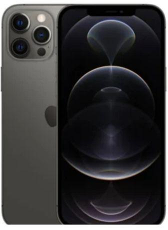 iPhone 12 Pro Max APPLE (6.7'' - 256 GB - PRETO ( NOVO)