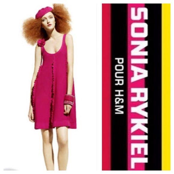 Sukienka Sonia Rykiel by H&M S COS