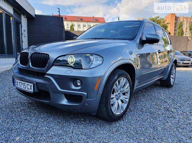 Терміново продам BMW  X5 M комплектація.