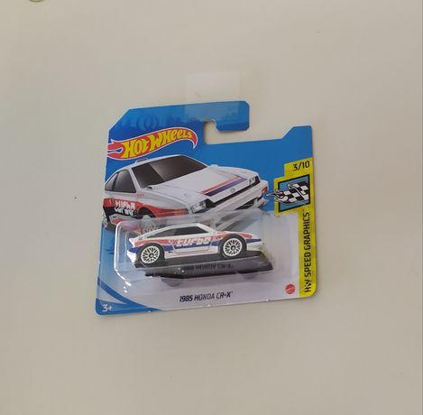 (Troca) Hot Wheels - 1985 Honda CR-X