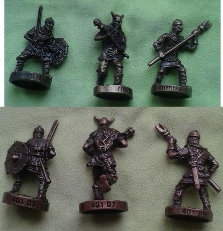 Солдатики металлические. Производство - Италия