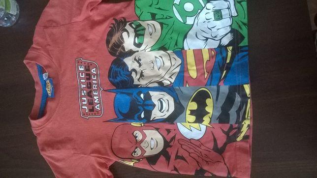 Koszulka super bohaterowie